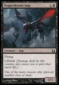 Daggerdrome Imp (Return to Ravnica)