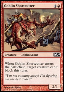 Goblin Shortcutter (M14)