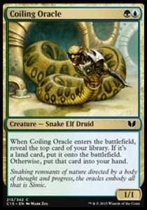 Coiling Oracle (Commander 2015)