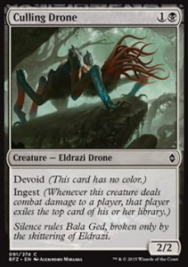 Culling Drone (Battle for Zendikar)