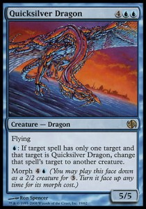 Quicksilver Dragon (DD: Jace vs Chandra)