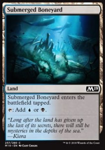 Submerged Boneyard (M19 Core Set)
