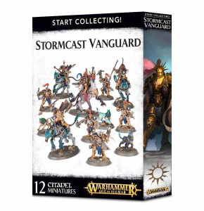 Start Collecting - Stormcast Vanguard - AoS