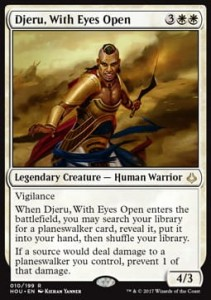Djeru, With Eyes Open (Hour of Devastation)