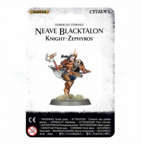Neave Blacktalon - Knight-Zephyros - AoS