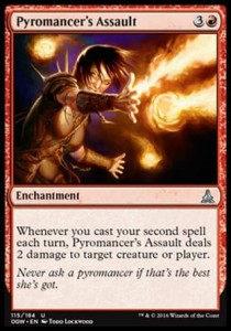 Pyromancer's Assault (Oath of the Gatewatch)