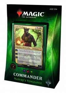 Commander 2018 - Lord Windgrace