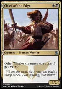 Chief of the Edge (Khans of Tarkir)