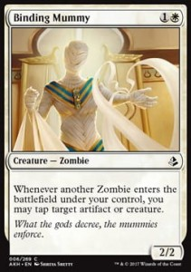 Binding Mummy (Amonkhet)