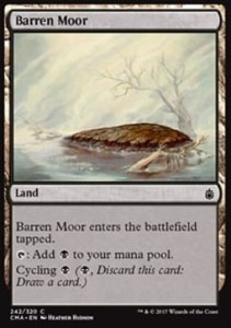 Barren Moor (Commander Anthology 2017)