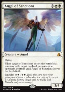 Angel of Sanctions (Amonkhet)