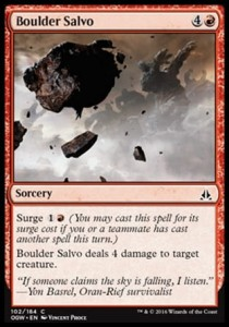 Boulder Salvo (Oath of the Gatewatch)