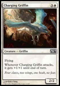 Charging Griffin (M14)