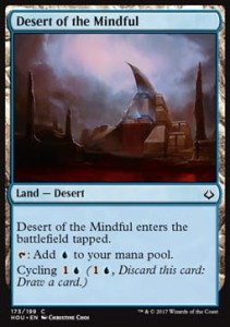 Desert of the Mindful (Hour of Devastation)