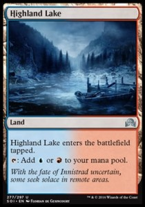 Highland Lake (Shadows over Innistrad)