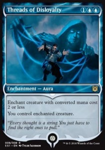 Threads of Disloyalty (Signature Spellbook: Jace)