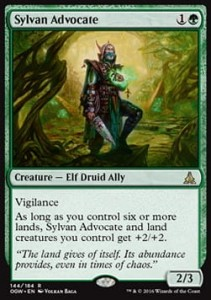 Sylvan Advocate (Oath of the Gatewatch)