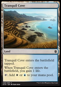 Tranquil Cove (Khans of Tarkir)