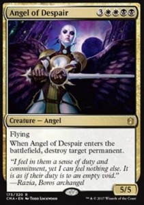 Angel of Despair (Commander Anthology 2017)
