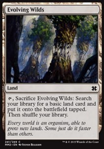 Evolving Wilds (Modern Masters 2015)