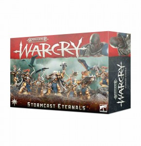 Stormcast Eternals - Warcry / AoS