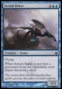 Serum Raker (Mirrodin Besieged)
