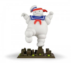 Ghostbusters Vinyl Figure Stay Puft Marshmallow Man / Karate Puft LC Exclusive
