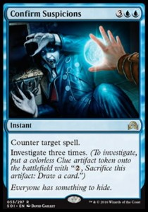 Confirm Suspicions (Shadows over Innistrad)