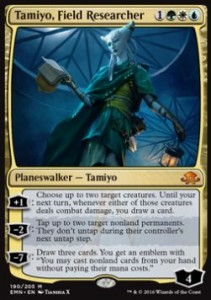 Tamiyo, Field Researcher (Eldritch Moon)