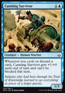 Cunning Survivor (Hour of Devastation)