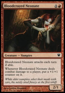 Bloodcrazed Neonate (Innistrad)