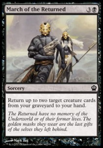 March of the Returned (Theros)