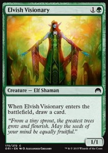 Elvish Visionary (Magic Origins)