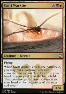 Swift Warkite (Dragons of Tarkir)