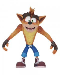 Crash Bandicoot Action Figure