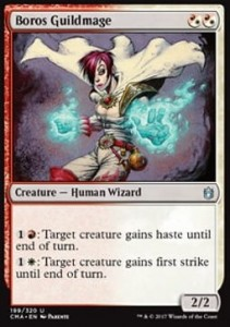 Boros Guildmage (Commander Anthology 2017)