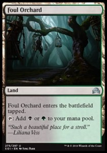 Foul Orchard (Shadows over Innistrad)