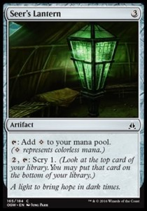 Seer's Lantern (Oath of the Gatewatch)