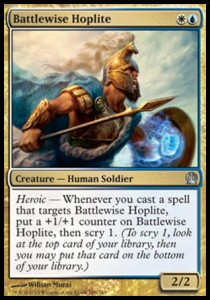 Battlewise Hoplite (Theros)