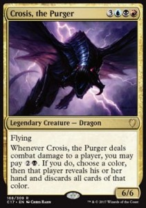 Crosis, the Purger (Commander 2017)