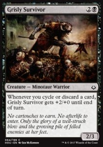 Grisly Survivor (Hour of Devastation)