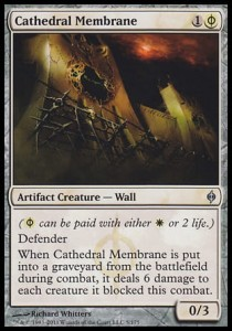 Cathedral Membrane (New Phyrexia)