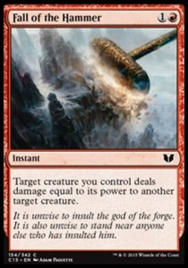 Fall of the Hammer (Commander 2015)