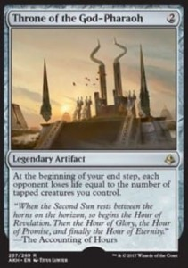 Throne of the God-Pharaoh (Amonkhet)