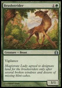 Brushstrider (Return to Ravnica)