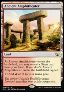Ancient Amphitheater (Commander 2015)
