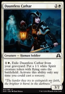 Dauntless Cathar (Shadows over Innistrad)