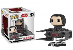 Funko POP Star Wars - Kylo Ren with Tie Fighter # 215