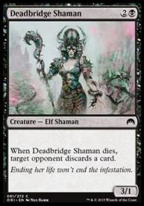 Deadbridge Shaman (Magic Origins)