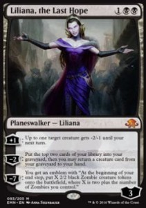 Liliana, the Last Hope (Eldritch Moon)